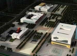 河东中标淄博市文化中心大剧院舞台灯光系统工程项目开原